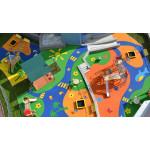 Резиновые покрытия на детских площадках